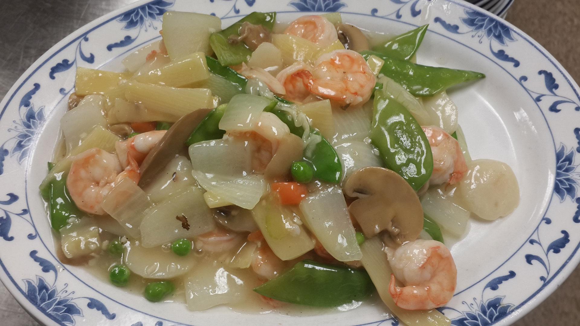... shrimp and snow pea stir fry shrimp peas and rice shrimp with snow